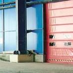 Yüksek Hızlı PVC Kapı